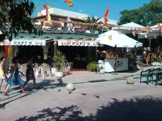 Bar Papis (Magaluf, Espanja) - arvostelut - TripAdvisor
