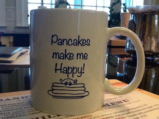 Samuel's Pancake House & The Gift and Candy Cottage: Samuel's Mug