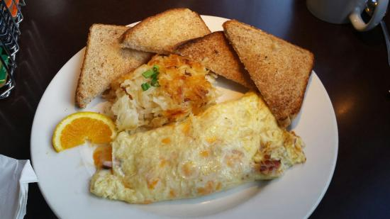 ONE Restaurant & 1 Lounge: Frühstück