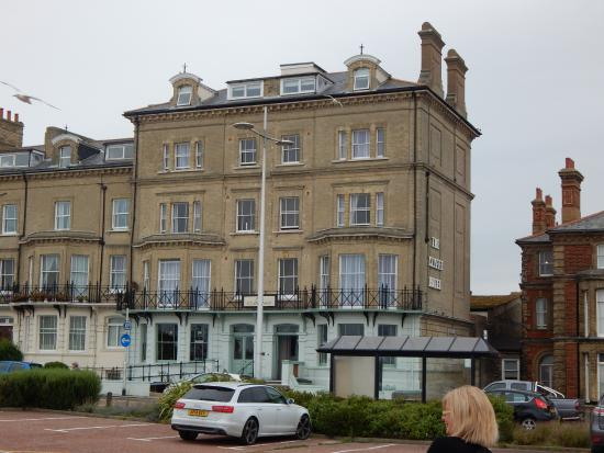 The clyffe hotel boutique bed breakfast lowestoft for Best boutique hotels east anglia