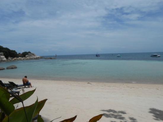 Blue diamond Resort: spiaggia