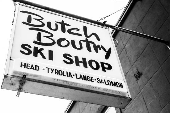Butch Boutry Ski Shop