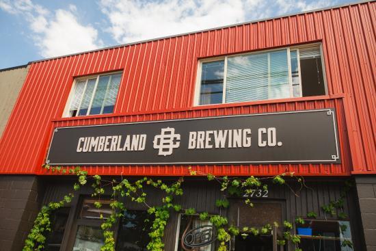 Cumberland, Canada: CBC