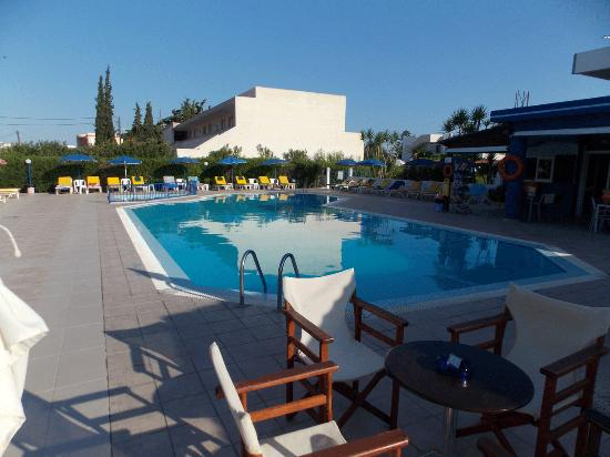 Nicon: View of the pool