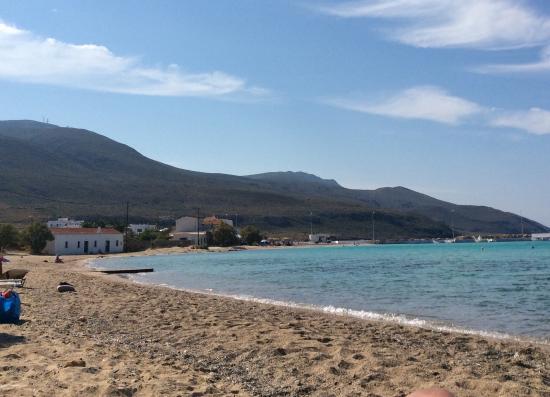 Diakofti, Grecia: Beach