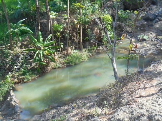 Banyu Nibo Sanggrahan II Waterfall