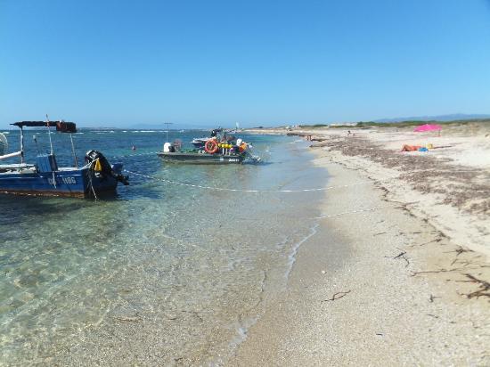 Spiaggia Su Tingiosu