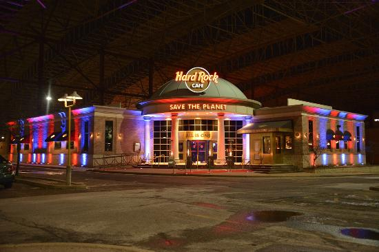 Hard Rock Cafe Missouri