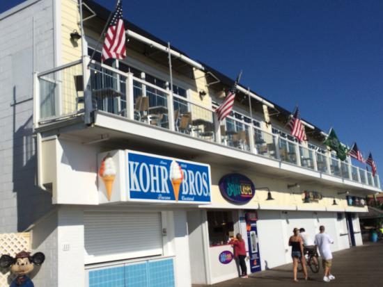Kohr Bros On Rehoboth Beach Boardwalk