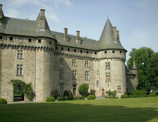 Arnac-Pompadour, Francja: Château de Pompadour