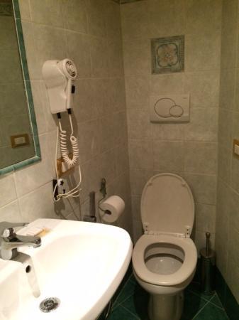 Residenza Giustiniani: Bathroom