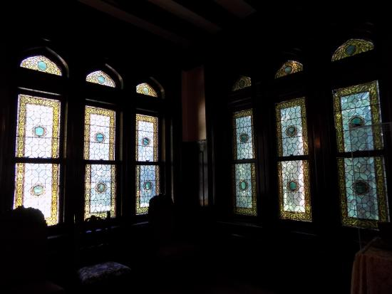 Ventfort Hall Mansion and Gilded Age Museum: Billiard room