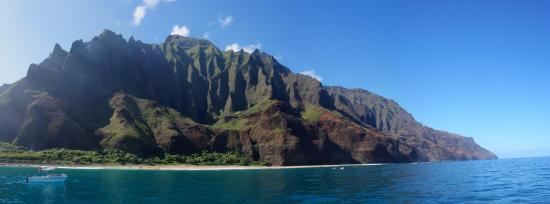 Kilauea, Hawái: Kalalau