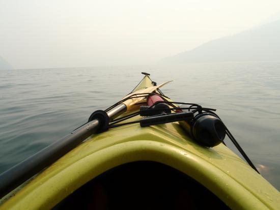 Kaslo Kayaking: Kayaking on Kootenay Lake