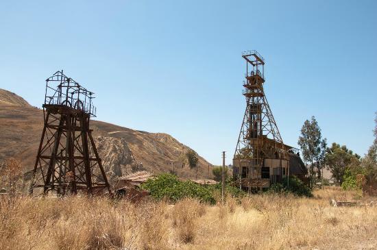 Museo della Miniera Trabia Tallarita