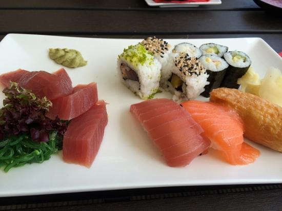 Sushi Factory: Sushi plate
