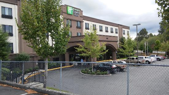 Holiday Inn Express Puyallup (Tacoma Area)