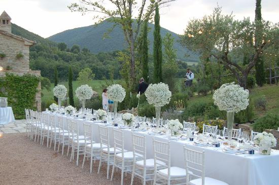Pierantonio, อิตาลี: Our wedding