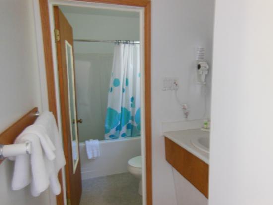 Somass Motel & RV: la salle de bain