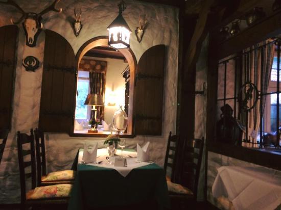 Heidehotel Waldhütte: Restaurant