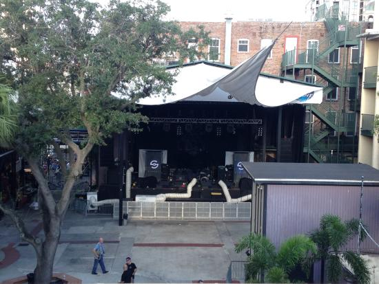 Jannus Live View From Private Suite