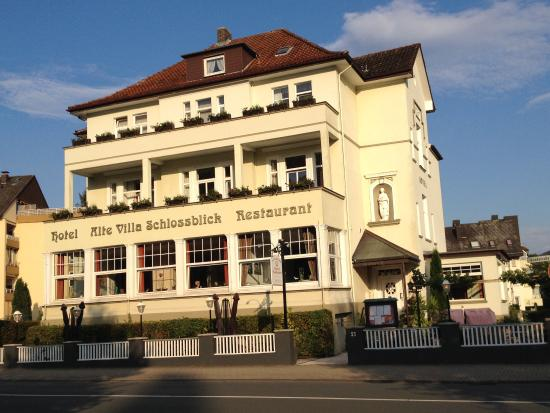 Alte Villa Schlossblick: Nettes Hotel