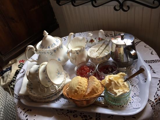 Royal Oak Farm: Cream Tea