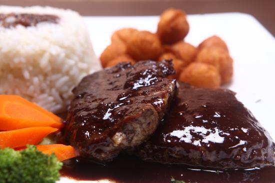 Madrileno Cocina Internacional