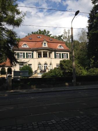 Villa Freisleben Aparthotel: Villa Freisleben