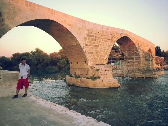 Aspendos Bridge