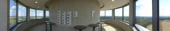 Berdorf, Люксембург: vue intérieure dernier étage