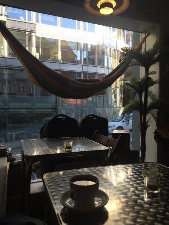 Chillout Travel Centre : Bilder fra mitt besøk