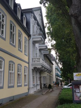 Hotel Furstenhof Bad Pyrmont Am Hylligen Born