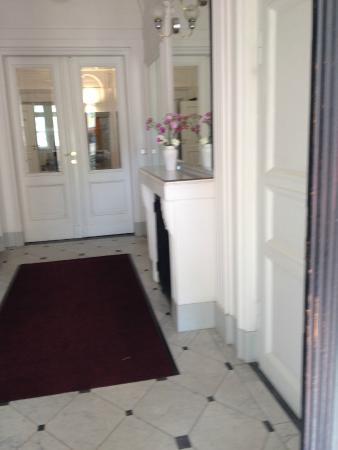 Villa Freisleben Aparthotel: Eingang