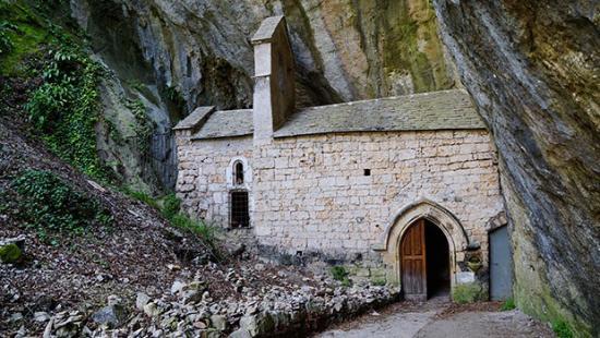 Saint-Chely-du-Tarn, Frankrike: Chapelle Notre-Dame-de-Cénaret