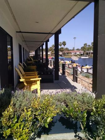 Outside the rooms picture of lakehouse hotel resort san marcos tripadvisor - Quails inn restaurant san marcos ...