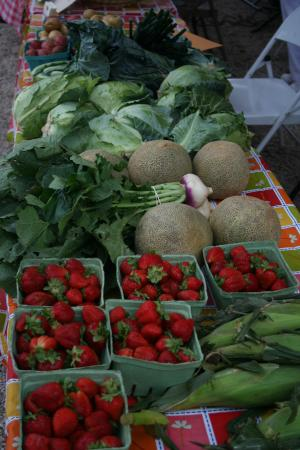 Spring Lake, NC: Sandhills Farmers Market
