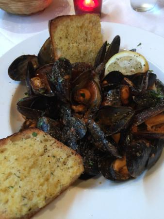 Mi Amore: Lovely mussels