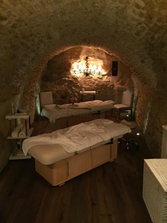 Hotel Crillon le Brave: Spa
