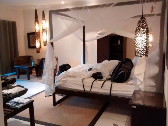 Namutoni Camp: Double room