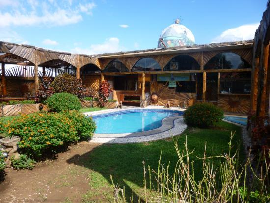 Hotel Casa Antigua: spazio interno