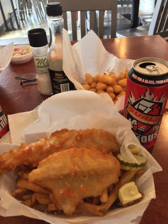 The 10 best restaurants near the museum of russian art for Mac s fish and chips