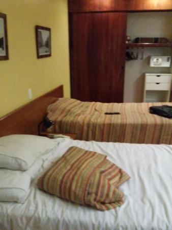 Hotel Sesc Copacabana: Quarto