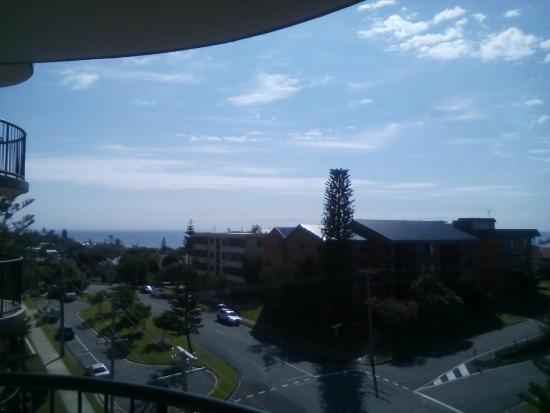 Meridian Caloundra: View from balcony