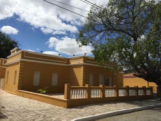 Casa de Cultura de Serra Negra do Norte, RN