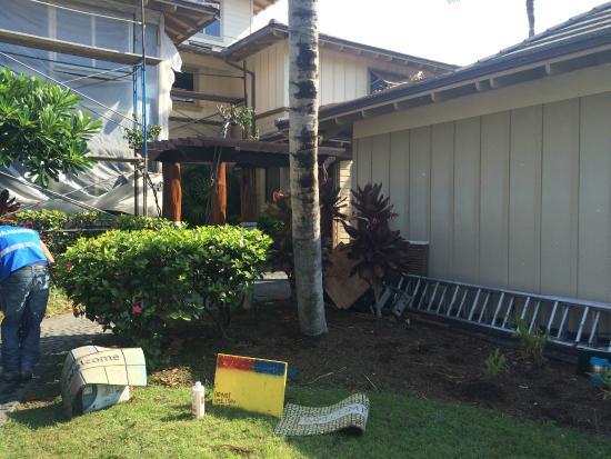 Golf Villas Mauna Lani: front view