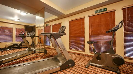 Best Western Plus Columbia River Inn: Fitness Room