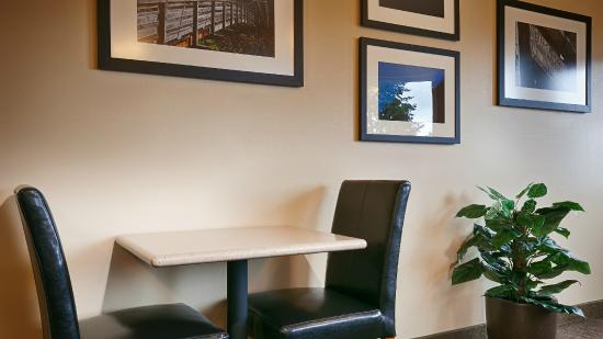 BEST WESTERN PLUS Columbia River Inn: Guest Area