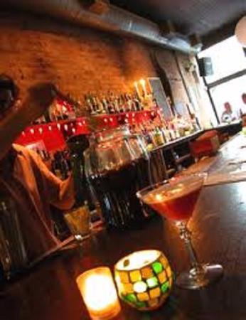 Tapas 177 Lounge : Bar photo 2