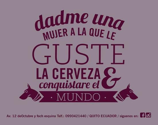 Frases Picture Of Abysmo Quito Tripadvisor